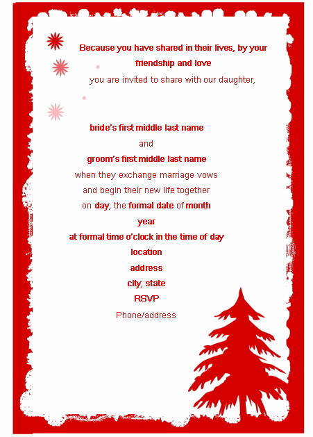 Christmas Party Invitation Wording Lovely Christmas Party Invitations – Party Ideas