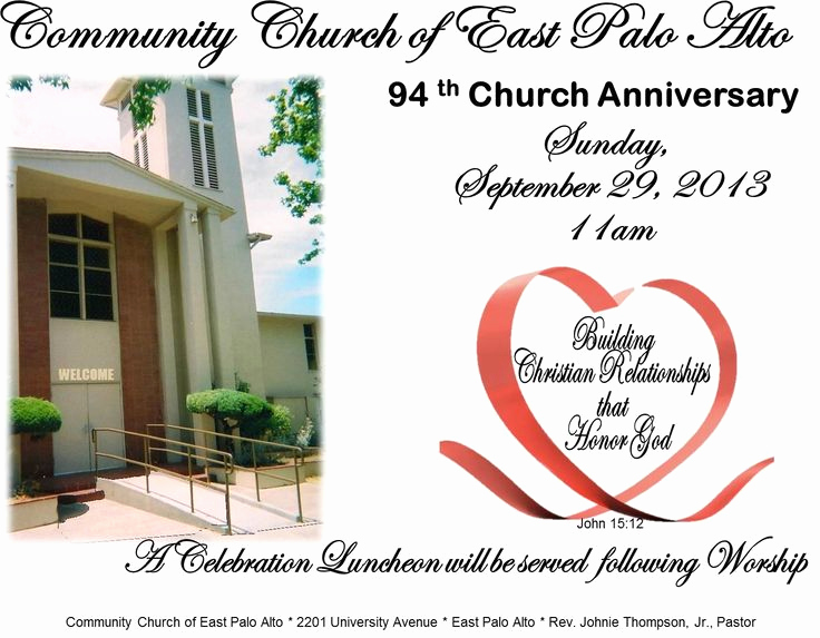 Church Anniversary Invitation Cards Beautiful Church Anniversary Journal Cover Ideas Invitation