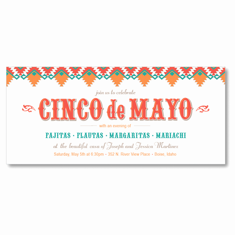 Cinco De Mayo Invitation Awesome Cinco De Mayo Printable Party Invitation I Heart to Party