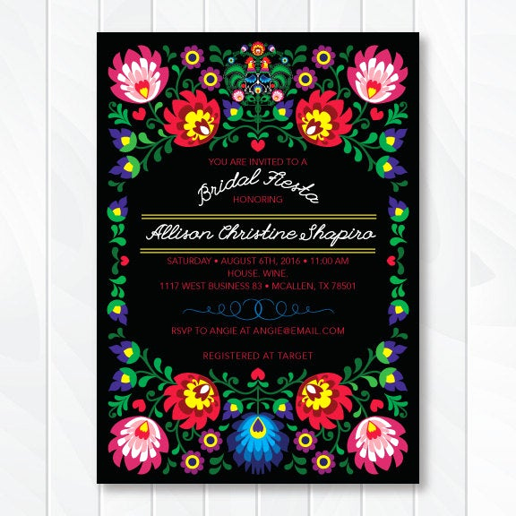 Cinco De Mayo Invitation Best Of Fiesta Invitation Cinco De Mayo Party Mexican Invitation