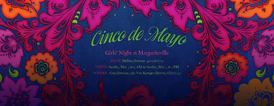 Cinco De Mayo Invitation Template New Cinco De Mayo Free Online Invitations