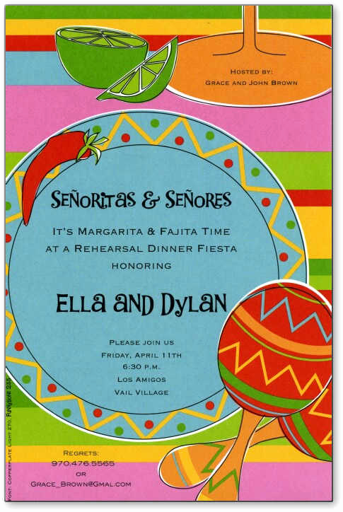 Cinco De Mayo Invitation Unique Cinco De Mayo Invitations