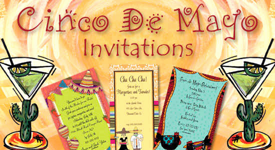 Cinco De Mayo Invitation Wording Luxury Cinco De Mayo Invitations