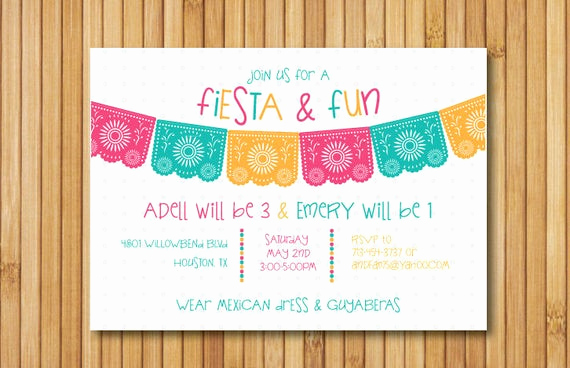 Cinco De Mayo Invitation Wording Luxury Fiesta Birthday Invitation Cinco De Mayo Invitation Fiesta