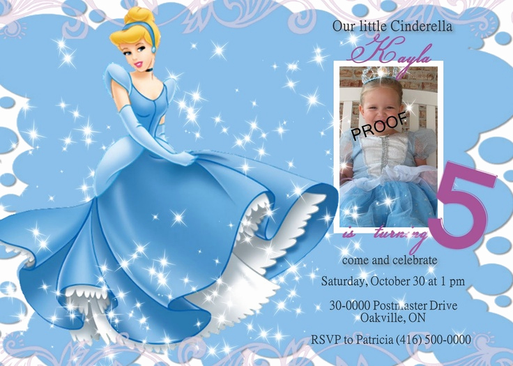 Cinderella Invitation Template Free Awesome Best 25 Cinderella Party Invitations Ideas On Pinterest