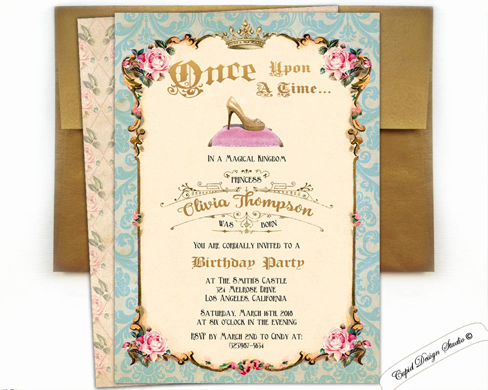 Cinderella Invitation to the Ball Awesome Cinderella Ball Invitation Cinderella Party Cinderella Invite