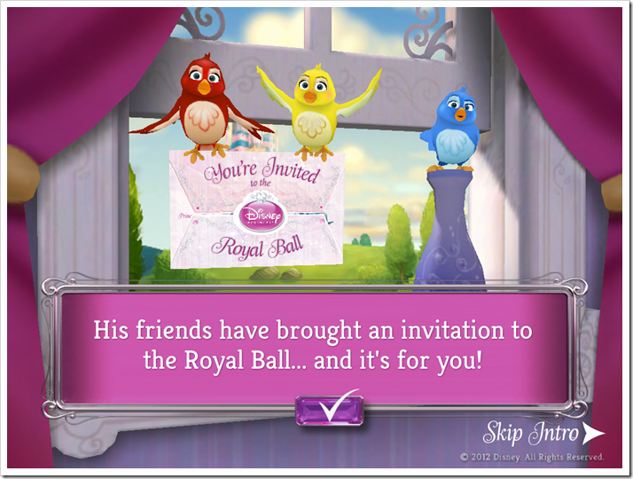 Cinderella Invitation to the Ball Lovely From Drab to Fab In Time for the Cinderella Dvd Movie