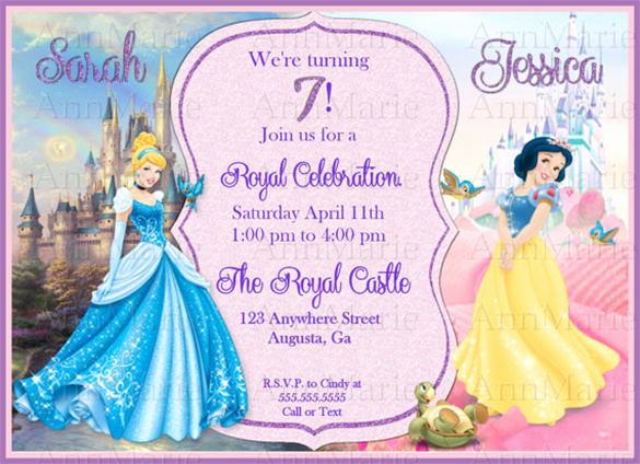 Cinderella Invitation to the Ball Luxury 13 Amazing Cinderella Invitation Templates & Designs