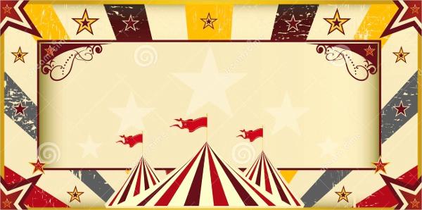 Circus Invitation Template Free Unique 9 Circus Invitation Templates – Starklx