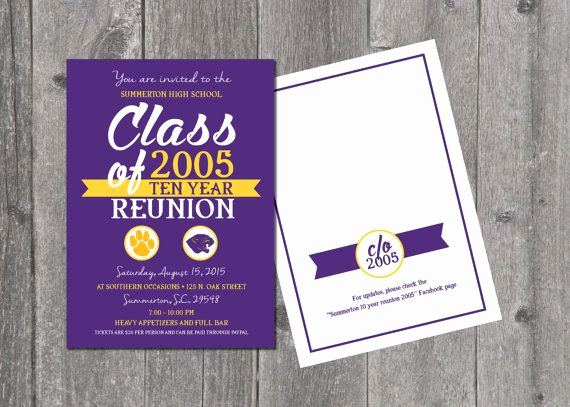 Class Reunion Invitation Ideas Elegant Best 25 Class Reunion Invitations Ideas On Pinterest