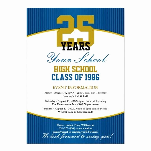 Class Reunion Invitation Ideas Unique Best 25 Class Reunion Invitations Ideas On Pinterest