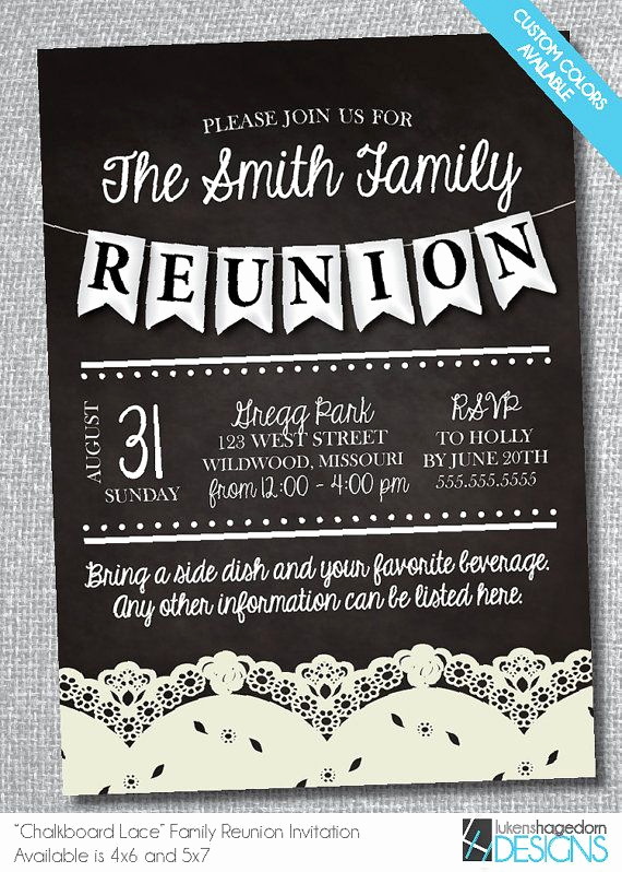 Class Reunion Invitation Templates Free Awesome Best 25 Family Reunion Invitations Ideas On Pinterest