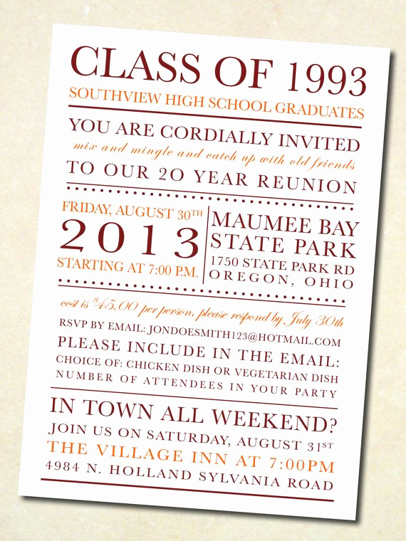 Class Reunion Invitation Templates Lovely 141 Best 50th Class Reunion Ideas Images On Pinterest