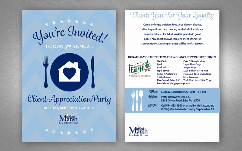 Client Appreciation event Invitation Inspirational Customer Appreciation event Invitation Cobypic