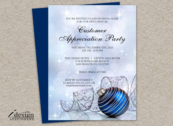 Client Appreciation event Invitation Unique 46 event Invitations Designs & Templates Psd Ai