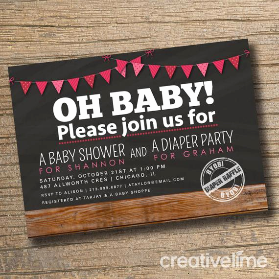 Co Ed Baby Shower Invitation Inspirational Couples Baby Shower Invitation Co Ed Baby Shower Invite