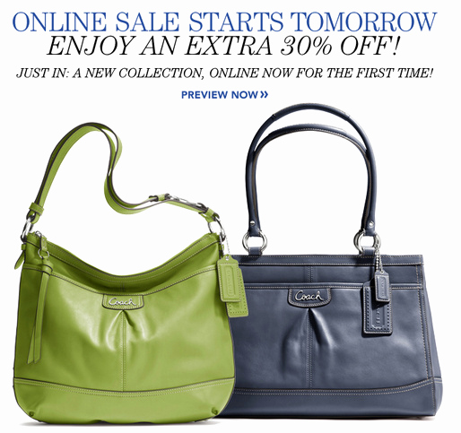 Coach Factory Online Invitation Fresh Coach Factory Line A New Collection An Extra F