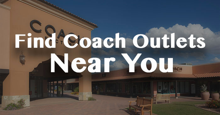 Coach Factory Online Sale Invitation Lovely Find A Coach Outlet Location Near Me [save Over ]