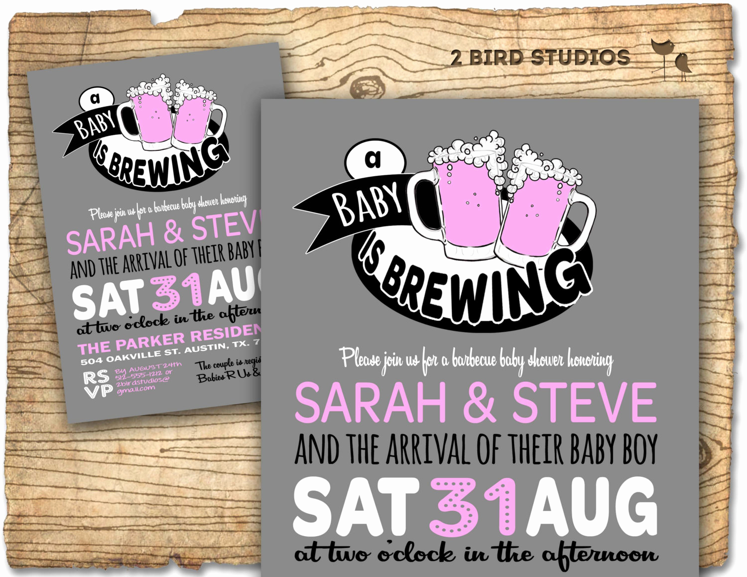 Coed Baby Shower Invitation Ideas Best Of Baby Q Beer Baby Shower Invitation Baby Q Baby Shower