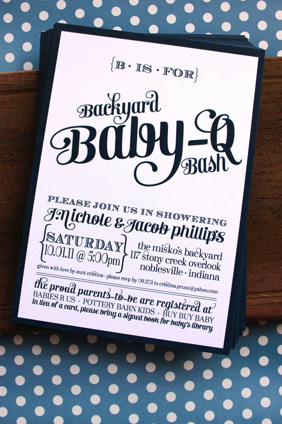 Coed Baby Shower Invitation Ideas Luxury Non Traditional Baby Shower Maybe A Family Babyshower