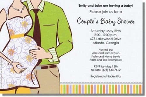 Coed Baby Shower Invitation Wording Unique Coed Baby Shower Invitation Wording Ideas