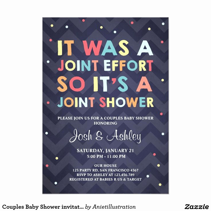 Coed Shower Invitation Wording Best Of Best 25 Couples Baby Showers Ideas On Pinterest