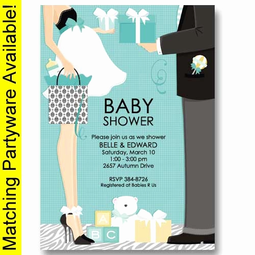 Coed Shower Invitation Wording Best Of Coed Baby Shower Invitations