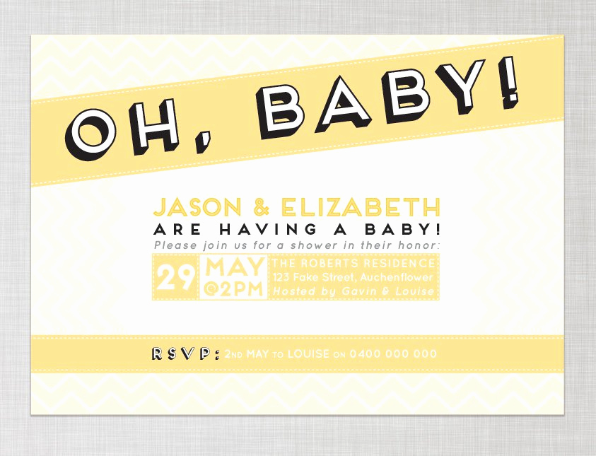 Coed Shower Invitation Wording Luxury Co Ed Baby Shower Invitations Wording Party Xyz