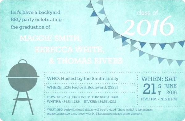 College Graduation Invitation Etiquette Fresh College Graduation Party Invitation Wording