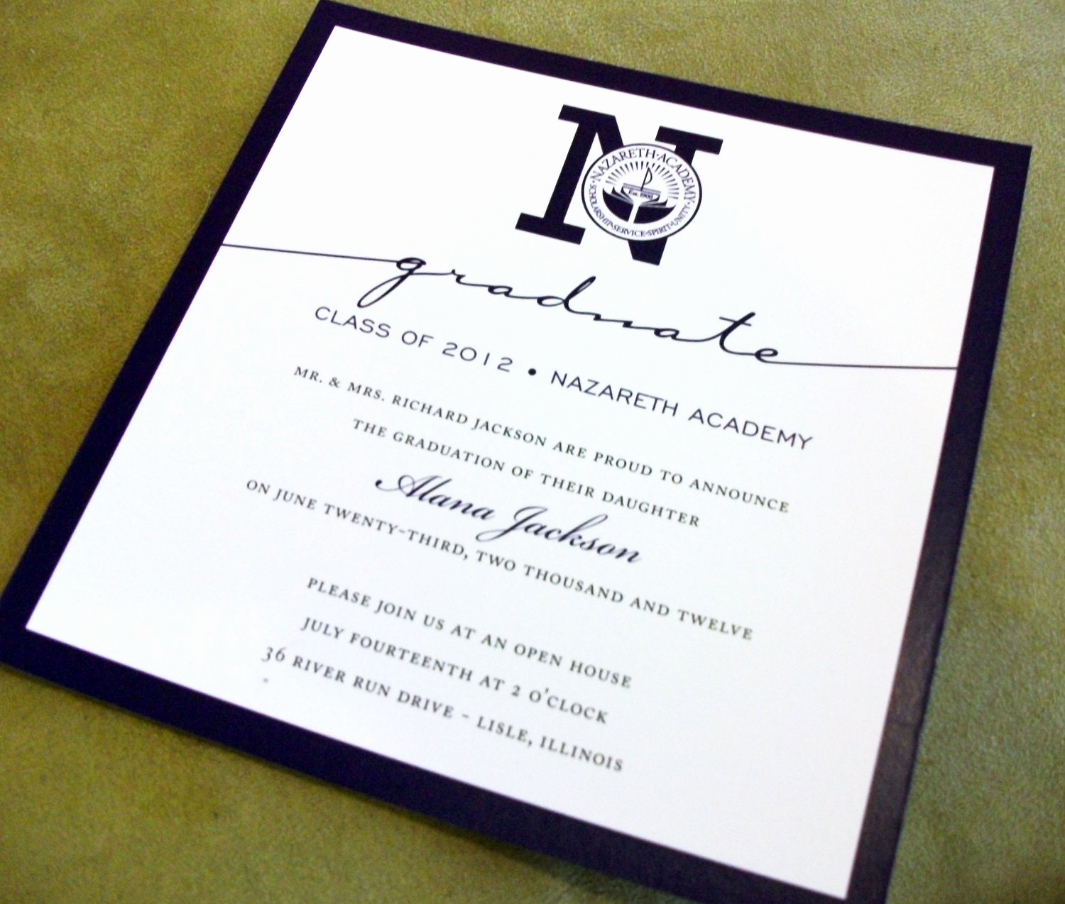 College Graduation Invitation Wording Samples Luxury formal College Graduation Invitation Wording