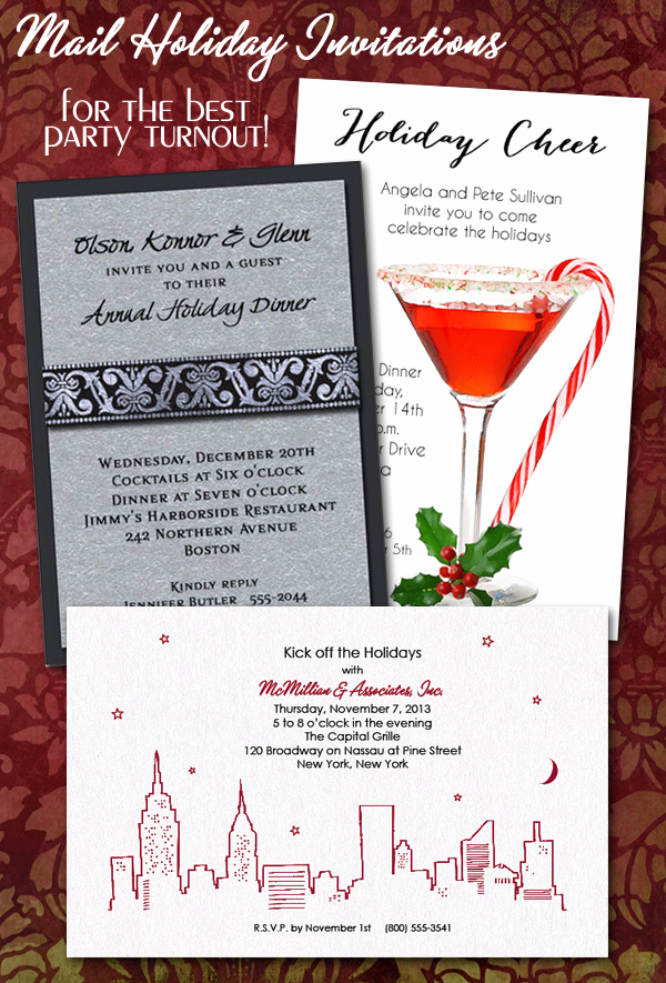 Company Holiday Party Invitation Best Of Corporate Christmas Party Invitations Show You Care
