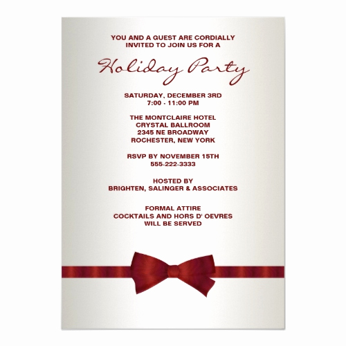 Company Holiday Party Invitation Best Of top 50 Fice Holiday Party Invitations 2015