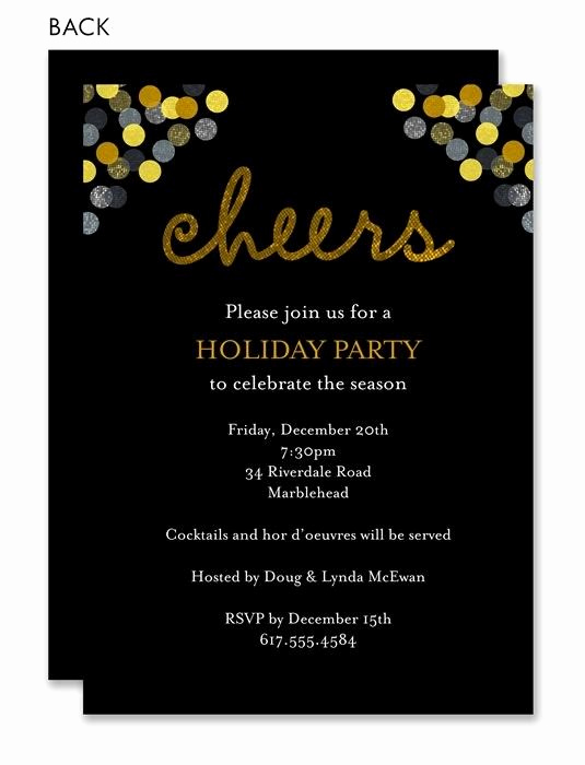 Company Holiday Party Invitation Inspirational Pinterest • the World's Catalog Of Ideas