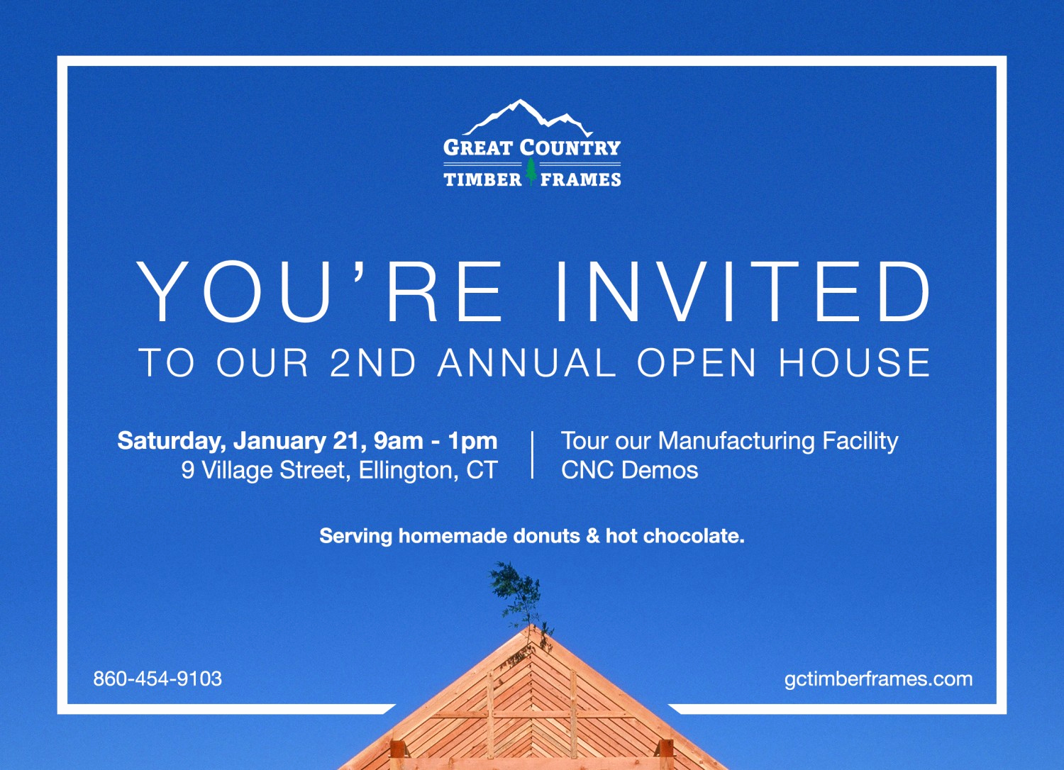 Company Open House Invitation Fresh Open House January 21 the Barn Yard & Great Country Garages
