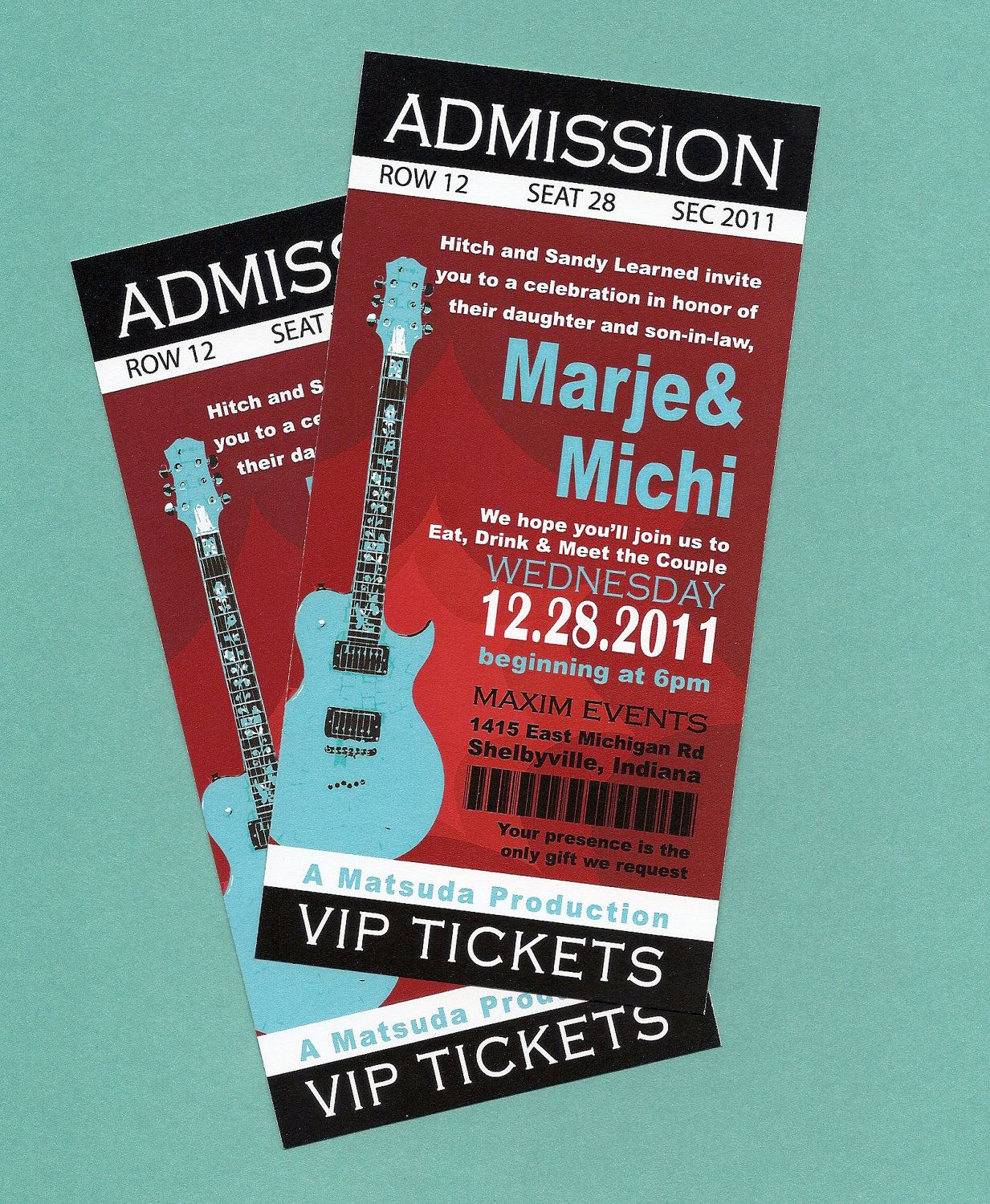 Concert Ticket Invitation Template Awesome Printable Diy Concert Rock N Roll Birthday Concert