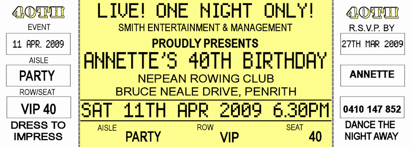 Concert Ticket Invitation Template Free Unique 26 Cool Concert Ticket Template Examples for Your event