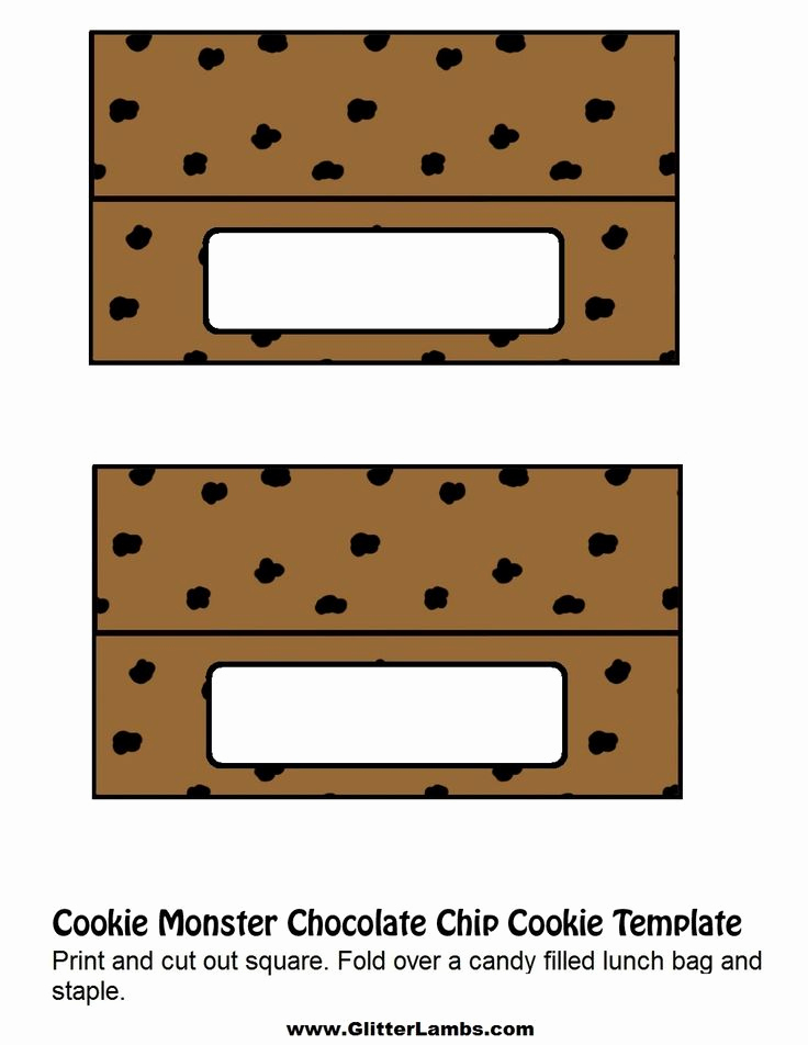 Cookie Monster Invitation Template Unique 132 Best Images About Bake Sale Ideas On Pinterest