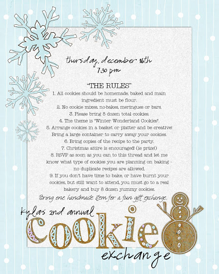 Cookie Swap Invitation Template Luxury How to Host A Cookie Exchange Tips