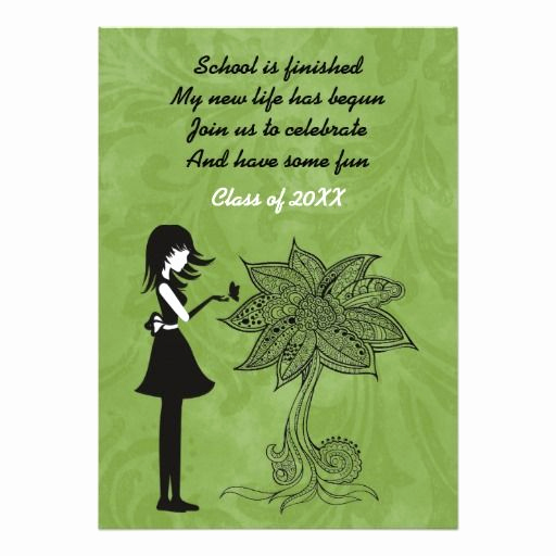 Cool Graduation Invitation Ideas Awesome Best 25 Unique Graduation Invitations Ideas On Pinterest