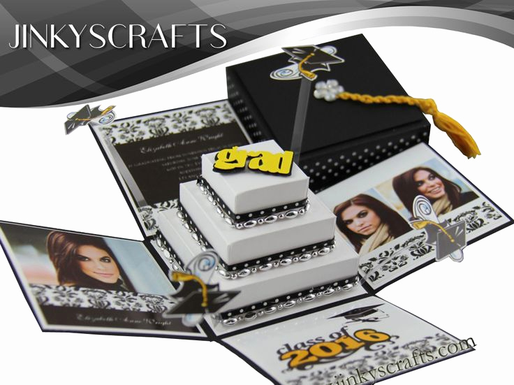 Cool Graduation Invitation Ideas Fresh Best 25 Unique Graduation Invitations Ideas On Pinterest