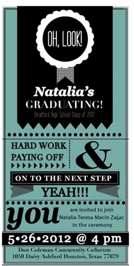 Cool Graduation Invitation Ideas Lovely 10 Ultra Cool Graduation Invitation Cards