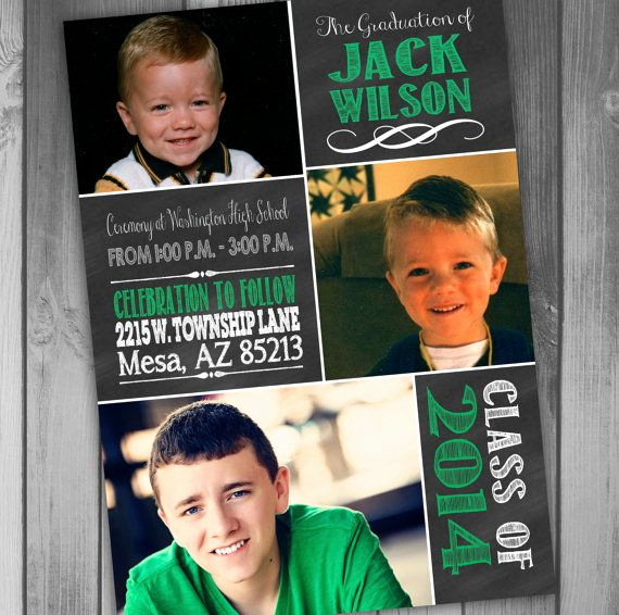 Cool Graduation Invitation Ideas Unique Graduation Announcements Graduation Announcement