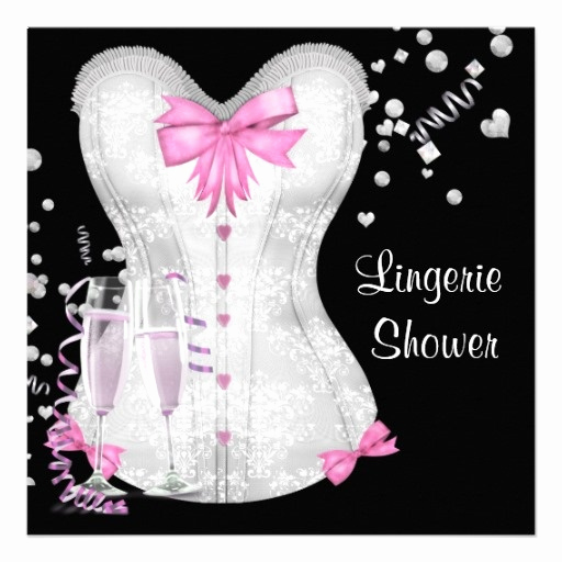 Corset Invitation Template Free Beautiful 1000 Images About Bridal Showers On Pinterest