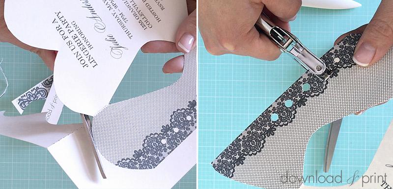 Corset Invitation Template Free New Diy Lace Up Corset Invitation