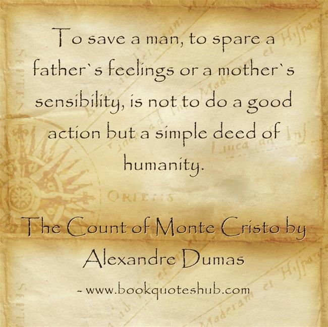 Count Of Monte Cristo Invitation Inspirational Monte Cristo Quotes Image Quotes at Hippoquotes