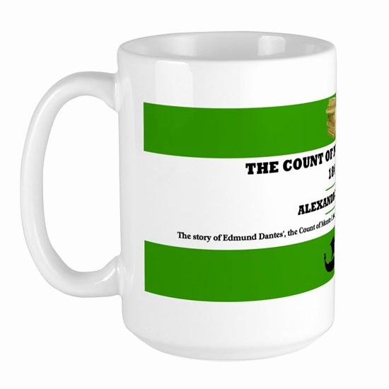 Count Of Monte Cristo Invitation Luxury Count Of Monte Cristo Mug 15 Oz Ceramic Mug Count Of