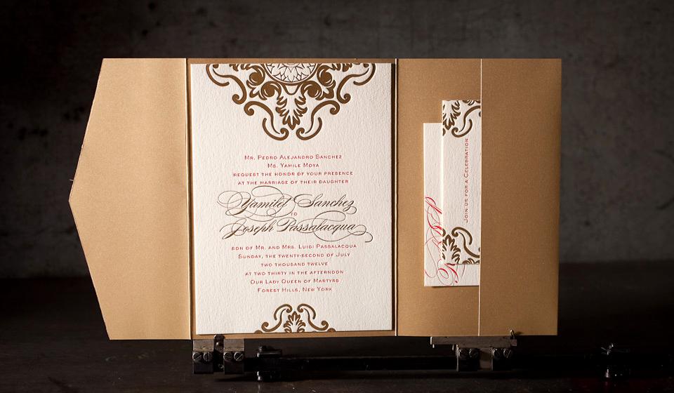 Count Of Monte Cristo Invitation New Invitation Printing Sydney