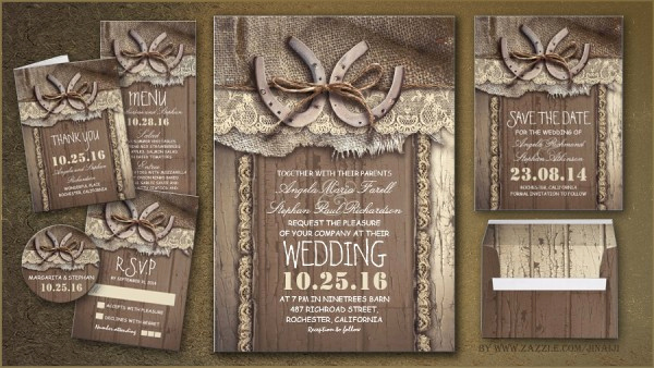 Country Wedding Invitation Ideas Inspirational Rustic Wedding