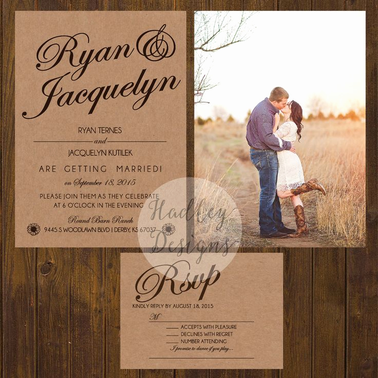 Country Wedding Invitation Ideas Luxury 17 Best Ideas About Country Wedding Invitations On