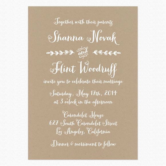 Country Wedding Invitation Wording Awesome Wedding Invitation Wording that Won T Make You Barf